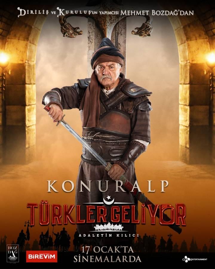 فيلم الأتراك قادمون مترجم