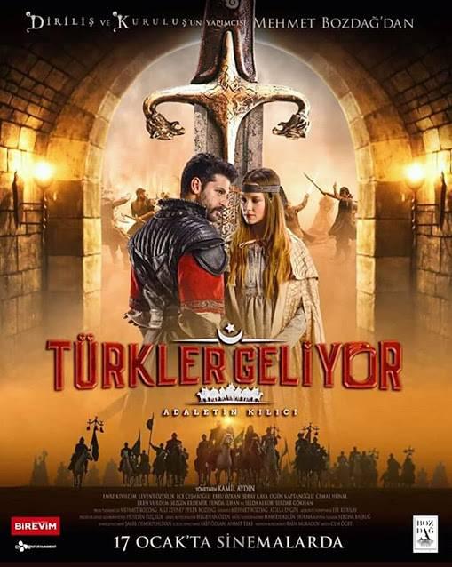فيلم الأتراك قادمون على موقع قصة عشق