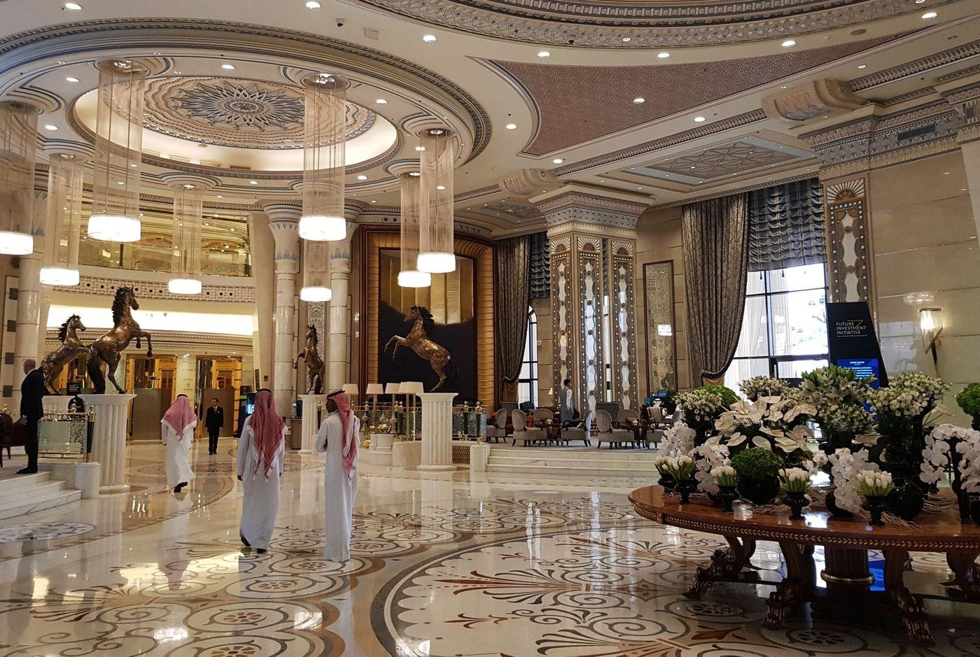 فندق الريتز في السعودية