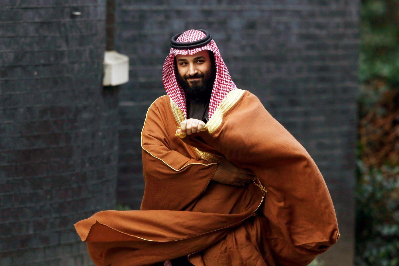 بن سلمان يطلق النار على قدمه في معركة النفط