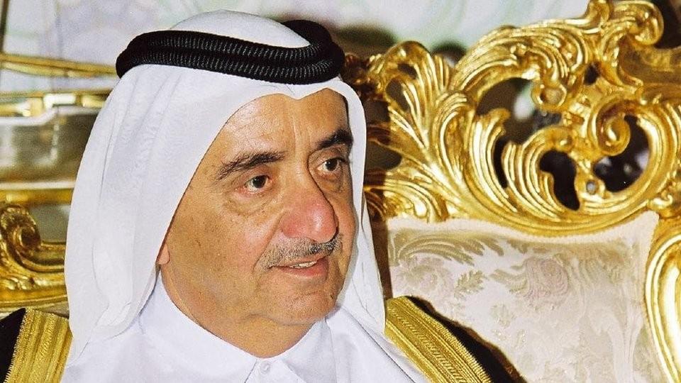 الشيخ مكتوم بن راشد آل مكتوم