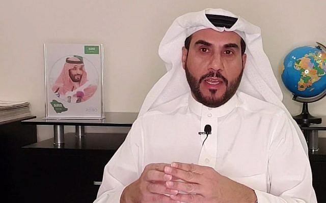 المحلل والصحفي السعودي والكاتب في عدد من الصحف السعودية عبد الحميد غبين