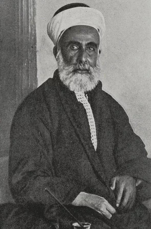 الشريف الحسين بن علي أمير مكة