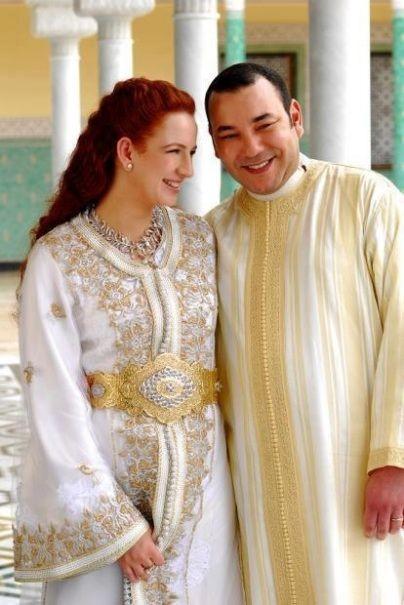 الاميرة سلمى طليقة ملك المغرب محمد السادس