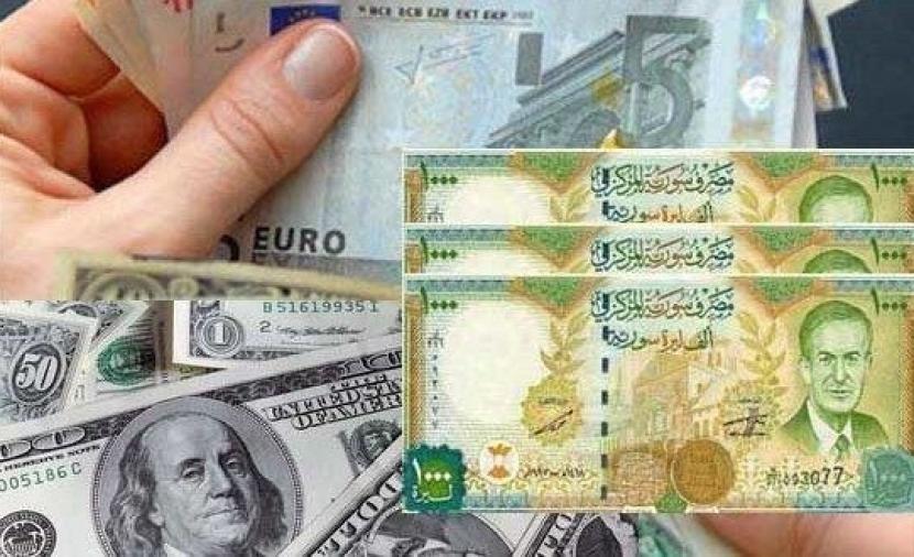 سعر الدولار في سوريا اعرف الآن سعر الدولار مقابل الليرة السورية اليوم السبت 11 4 2020 في المصرف المركزي والسوق السوداء النهضة نيوز