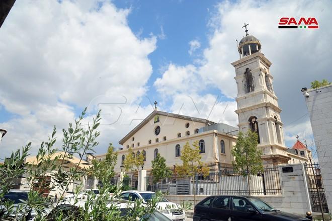 البطريركية المريمية دمشق