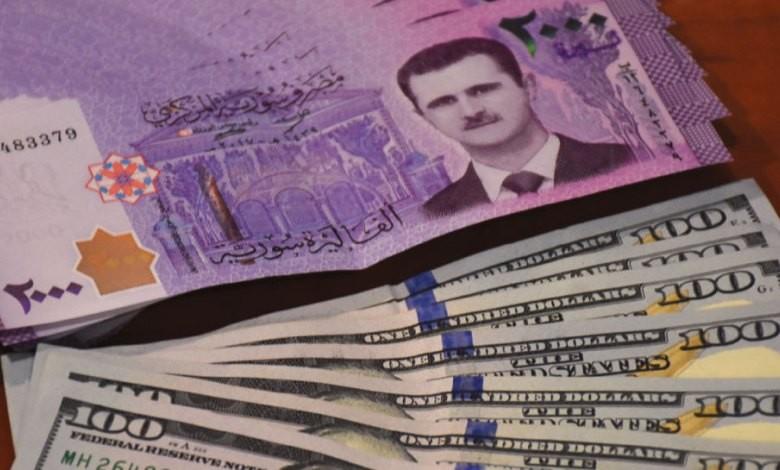 إليكم اسعار العملات في سوريا و سعر صرف الدولار مقابل الليرة السورية اليوم السبت 23 5 2020 سعر الدولار في السوق السوداء النهضة نيوز