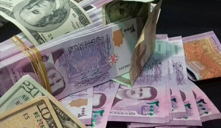 سعر صرف الليرة السورية مقابل الدولار سعر الدولار في سوريا مقابل الليرة السورية اليوم الأربعاء 20/5/2020 سعر الدولار في سوريا