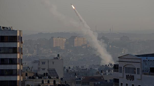 تصعيد غزة